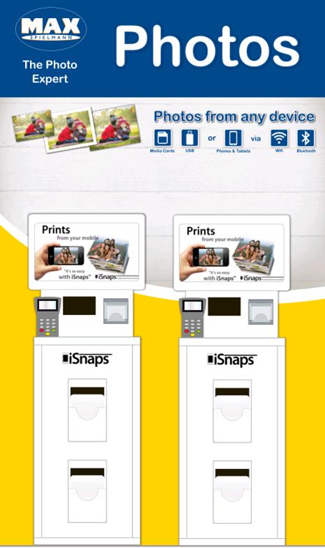 max spielmann photo printing kiosks